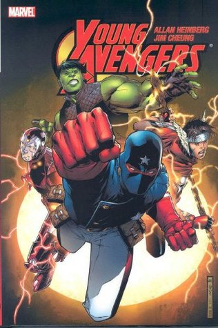 Young Avengers by Andrea Di Vito, Allan Heinberg, Jim Cheung