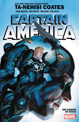 Captain America by Ta-Nehisi Coates Vol. 3: The Legend of Steve by