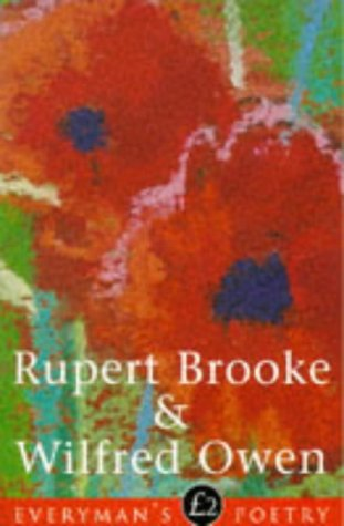 Rupert Brooke & W. Owen Eman Poet Lib #23 by Rupert Brooke