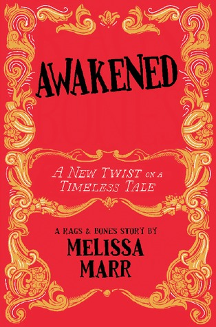 Awakened: A New Twist on a Timeless Tale by Melissa Marr