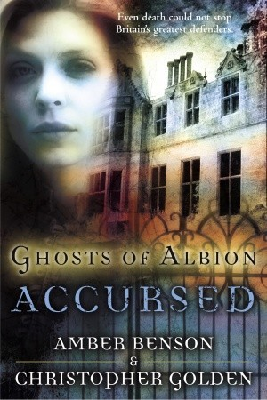 Accursed by Amber Benson, Christopher Golden