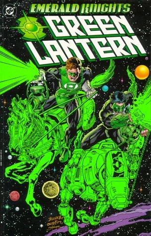 Green Lantern: Emerald Knights by Chuck Dixon, Paul Pelletier, Darryl Banks, Ron Marz, Jeff Johnson