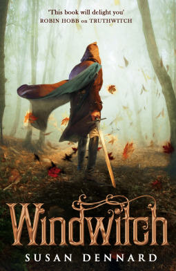 Windwitch - Extract by Susan Dennard