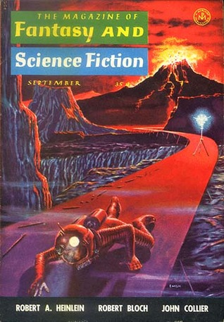 The Magazine of Fantasy and Science Fiction, September 1958 (The Magazine of Fantasy & Science Fiction, #88) by Robert P. Mills