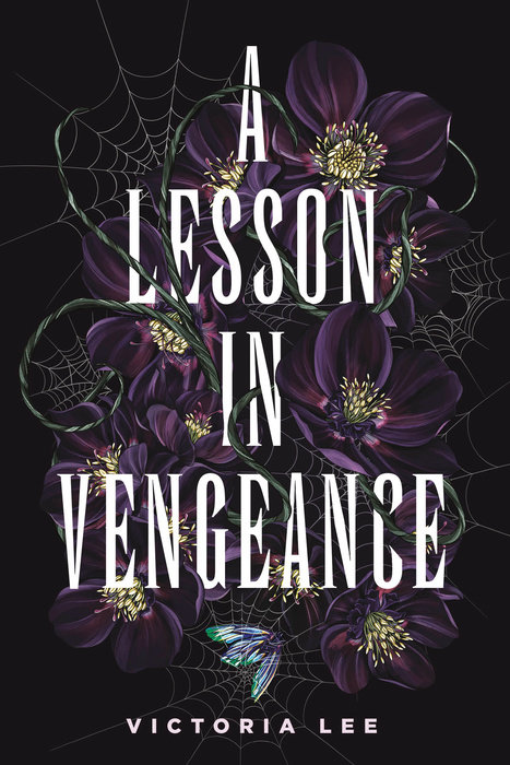 A Lesson in Vengeance by Victoria Lee