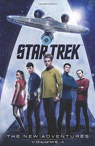 Star Trek: The New Adventures: Volume 1 by Claudia Balboni, Stephen Molnar, Joe Corroney, Joe Phillips, Mike Johnson