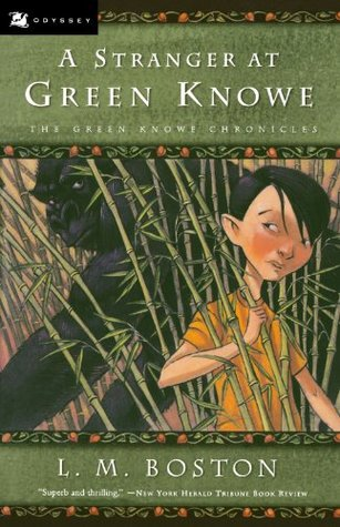 A Stranger at Green Knowe by Peter Boston, Lucy M. Boston