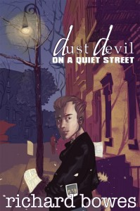 Dust Devil on a Quiet Street by Richard Bowes