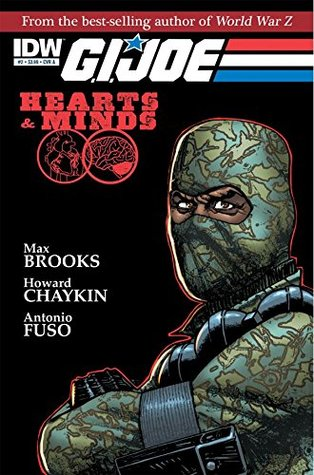 G.I. Joe: Hearts and Minds #2 by Howard Chaykin, Max Brooks, Antonio Fuso