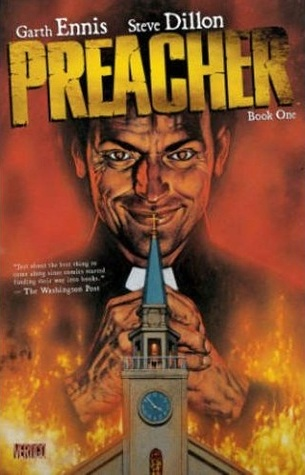 Preacher, Book One by Garth Ennis