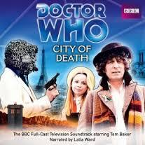 Doctor Who: city of death by Douglas Adams