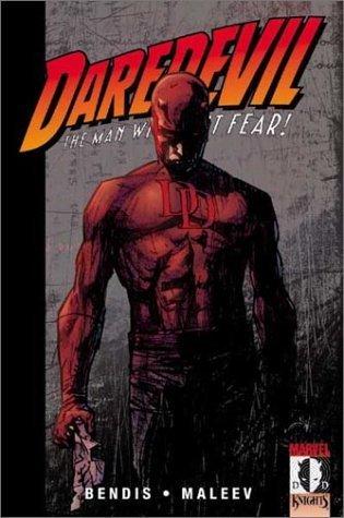 Daredevil, Vol. 4: Underboss by Brian Michael Bendis, Joe Quesada, Alex Maleev