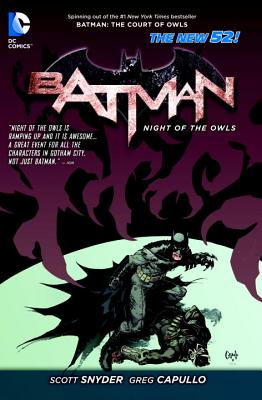Night of the Owls by Various, Scott Snyder