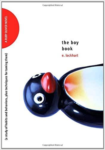The Boy Book - Kitab Cowok by E. Lockhart