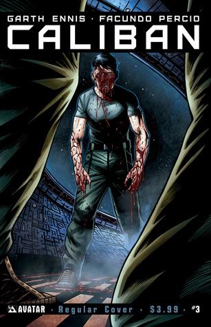 Caliban #3 by Facundo Percio, Garth Ennis