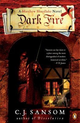 Dark Fire: A Matthew Shardlake Tudor Mystery by C. J. Sansom