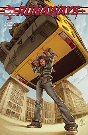 Runaways (2003-2004) #15 by Adrian Alphona, Christina Strain, Craig Yeung, Brian K. Vaughan