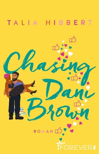 Chasing Dani Brown by Talia Hibbert