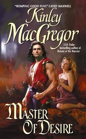 Master of Desire by Kinley MacGregor