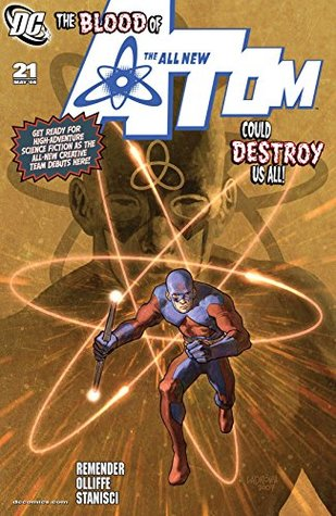 The All New Atom #21 by Pat Olliffe, Rick Remender, Alex Bleyaert, Sal Cipriano, John Stanisci
