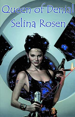 Queen of Denial by Don Maitz, Selina Rosen