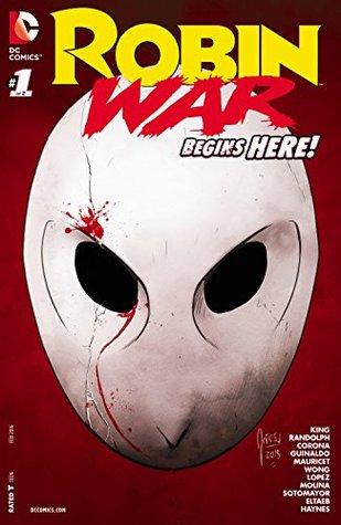 Robin War #1 by Andres Guinaldo, Tom King