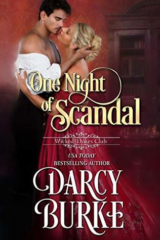 One Night of Scandal by Darcy Burke