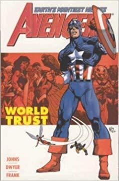 Avengers: World Trust by Geoff Johns, Kieron Dwyer