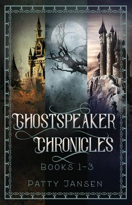 Ghostspeaker Chronicles Books 1-3 by Patty Jansen