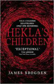 Hekla's Children by James Brogden