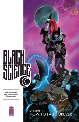 Black Science, Vol. 1: How to Fall Forever by Rick Remender