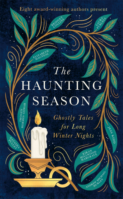 The Haunting Season: Nine Ghostly Tales for Long Winter Nights by Bridget Collins