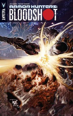 Armor Hunters: Bloodshot by Joe Harris, Ryan Winn, Trevor Hairsine
