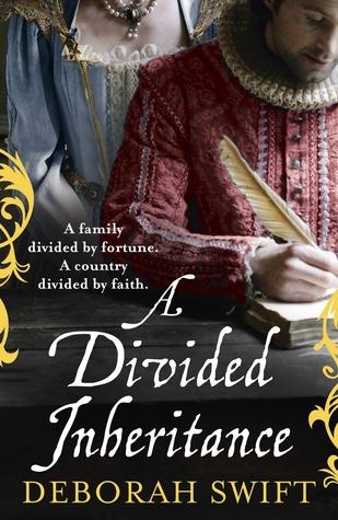 A Divided Inheritance by Deborah Swift