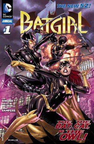 Batgirl Annual #1 by Admira Wijaya, Gail Simone, Ed Benes, Daniel Sampere