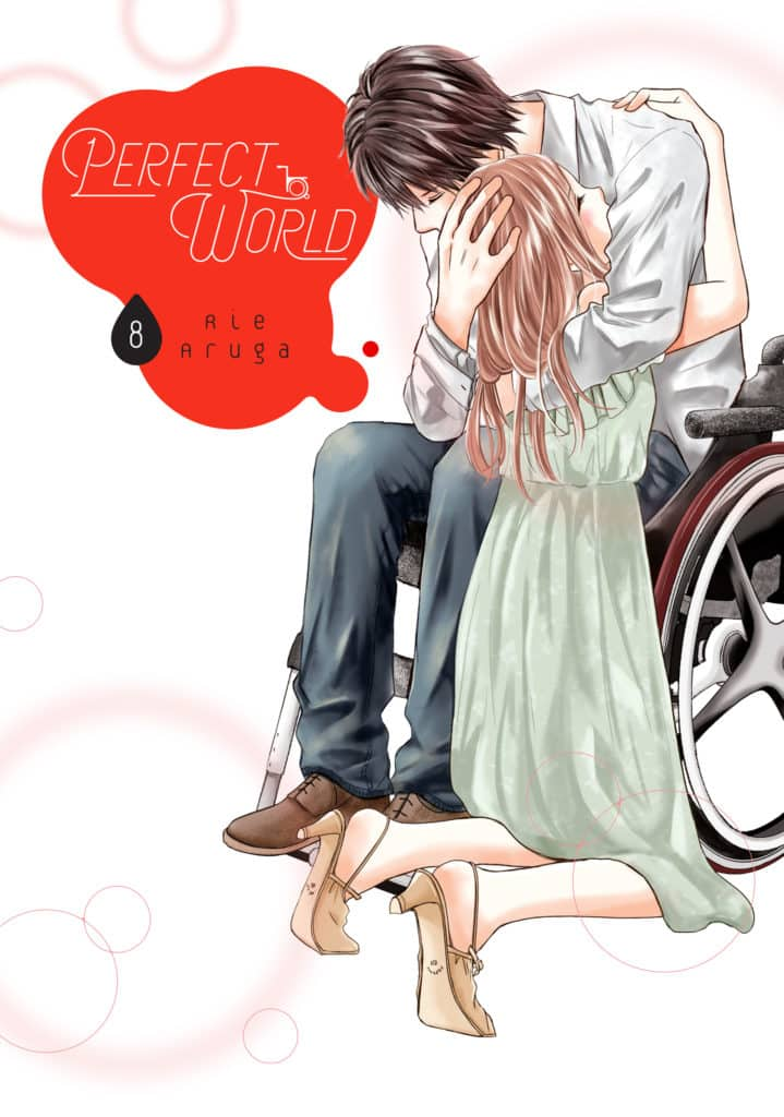 Perfect World, Volume 8 by Rie Aruga