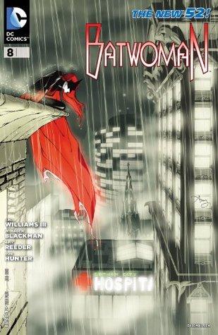 Batwoman #8 by W. Haden Blackman, J.H. Williams III, Rob Hunter, Amy Reeder