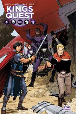 Kings Quest by Ben Acker, Heath Corson