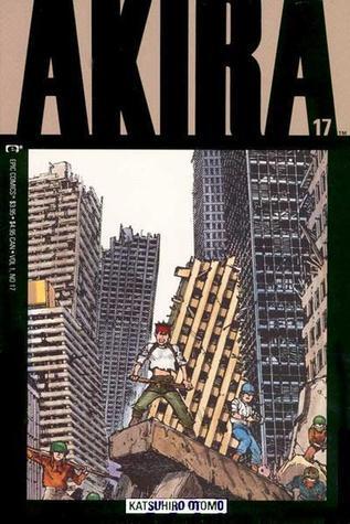 Akira, #17: Emperor of Chaos by Katsuhiro Otomo