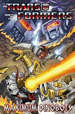 Transformers: Maximum Dinobots by Simon Furman, James Raiz, Nick Roche