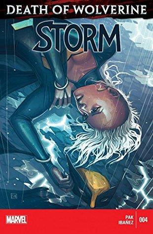 Storm #4 by Greg Pak, Víctor Ibáñez, Stephanie Hans