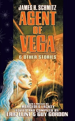 Agent of Vega & Other Stories by Mercedes Lackey, James H. Schmitz