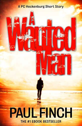 A Wanted Man by Paul Finch