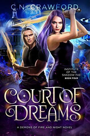 Court of Dreams by C.N. Crawford