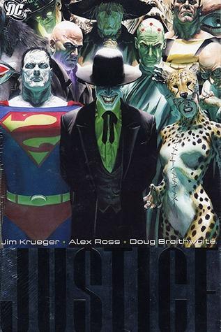 Justice, Volume 2 by Alex Ross, Doug Braithwaite, Jim Krueger
