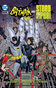 Batman '66 Meets Steed & Mrs. Peel by Ian Edginton, Matthew Dow Smith