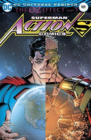 Action Comics #989 by Nick Bradshaw, Viktor Bogdanovic, Michael Spicer, Dan Jurgens, Jason Wright, Brad Anderson