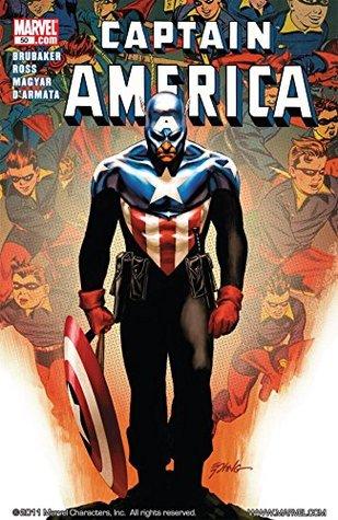 Captain America (2004-2011) #50 by Steve Epting, Ed Brubaker, Luke Ross