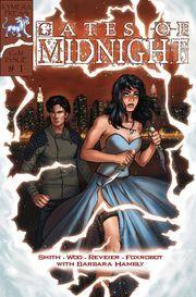 Gates of Midnight (Issue #1) by Amelia Woo, Barbara Hambly, Mirana Revier, D. Lynn Smith, Maggie Field