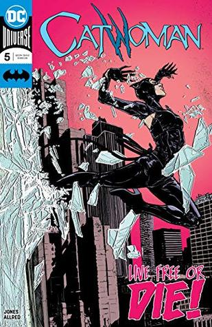 Catwoman (2018-) #5 by Joëlle Jones, Laura Allred